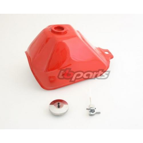 Gas Tank, Red - AFT - Z50R 89-99 Models