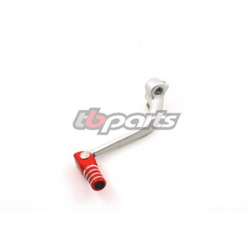 TB Forged Aluminum Red Shift Lever - CRF110
