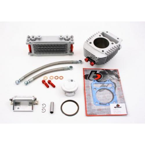 TB 186cc Big Bore Kit and Oil Cooler Kit